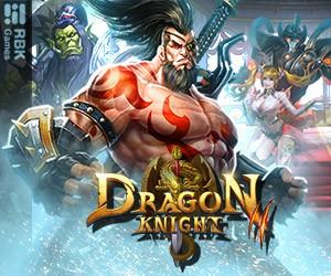 Сайтбар верх Dragon Knight