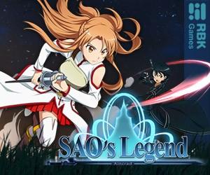 Сайтбар верх 2 SAO's Legend