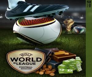 Подвал виджет 2 World League